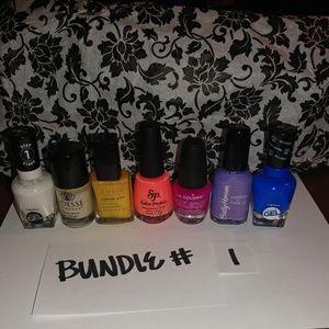 Accessories - Choice of polish bundle